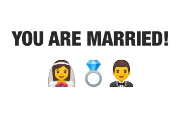 - huwelijk-kaart-pas-getrouwd-you-are-married