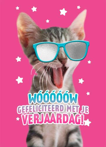 - gefeliciteerd-van-deze-coole-kat