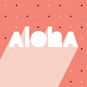 - summervibes-kaart-met-het-woord-aloha