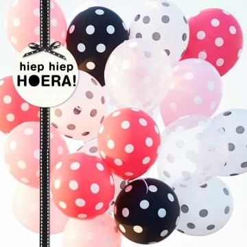 - tros-ballonnen-hiep-hiep-hoera