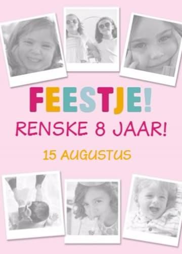 - roze-uitnodiging-kinder-feestje-meisje
