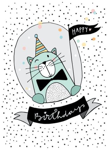 - Happy-Birthday-Cat