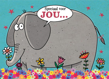 - smile-kaart-olifant-speciaal-voor-jou