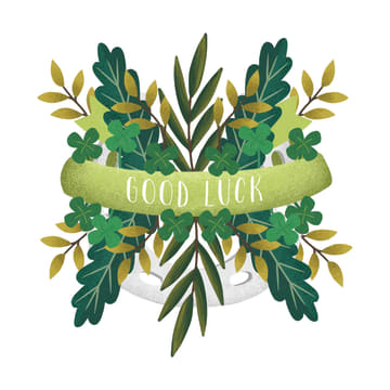 - -good-luck-boeket-