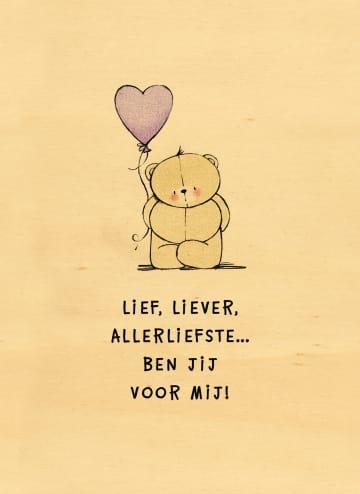 - lief-liever-allerliefste-Forever-friends