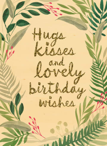 - houten-kaart-hugs-kisses-and-lovely-birthday-wishes