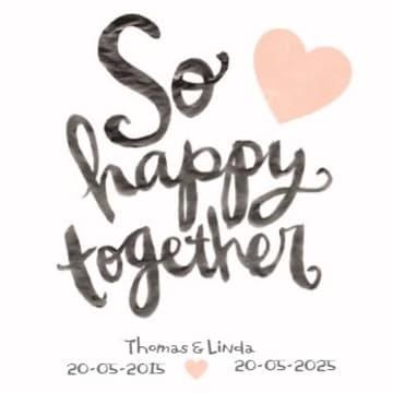 - huwelijksjubileum-so-happy-together