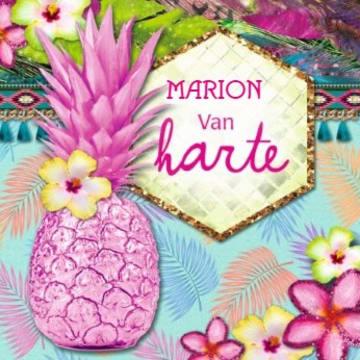- la-mystique-ananas-bloemen-bladeren