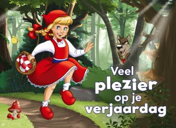 - roodkapje-in-het-bos
