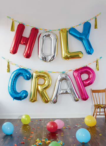 - party-decorations-kaart-met-de-tekst-holy-crap