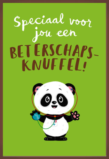 - panda-knuffel