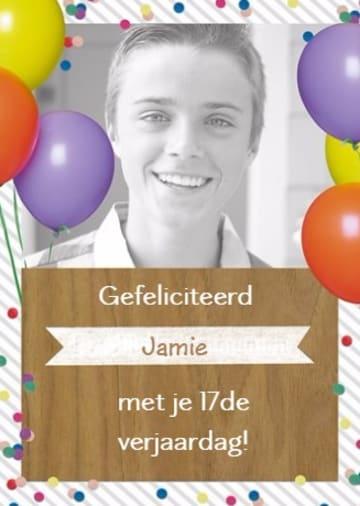 - fotokaart-gefeliciteerd-met-je-verjaardag-ballonnen