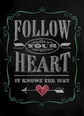 - follow-your-heart-krijtbord