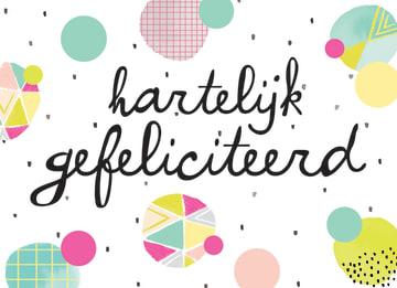 - vrolijke-hartelijk-gefeliciteerd-kaart-met-originele-confetti-bolletjes-en-ontwerpen