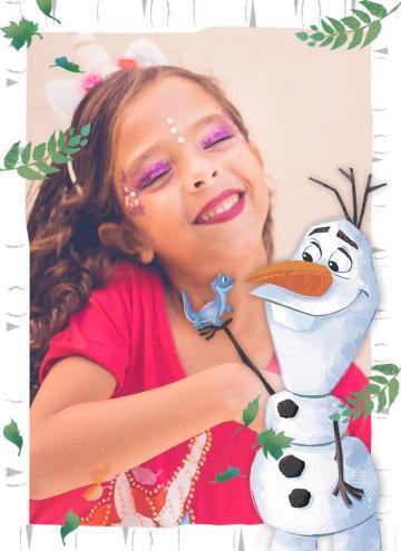 - fotokaart-disney-frozen2-olaf