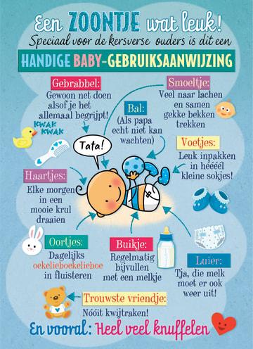 - smile-kaart-baby-gebruiksaanwijzing-voor-een-zoon