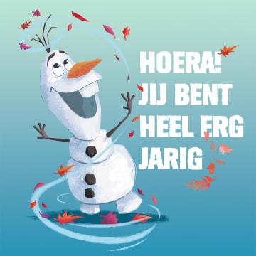 - Verjaardagskaart-Disney-Frozen-2-Olaf-jij-bent-heel-erg-jarig
