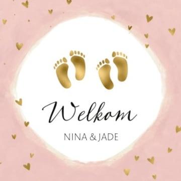 - geboorte-meerling-welkom-lieve-meisjes