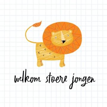 - welkom-stoere-jongen-met-leeuw