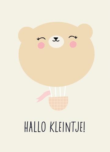 - hallo-kleintje