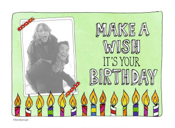 - sandysign-kaart-make-a-wish-its-your-birthday