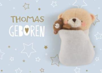 - Een-baby-beertje-geboren
