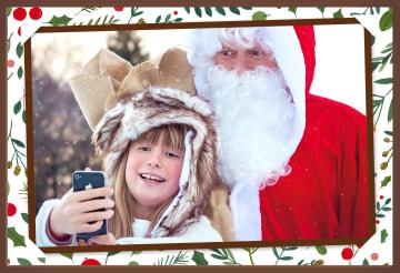- Fotokaart-choco-kerstman