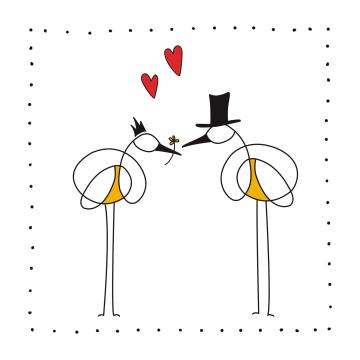 - verliefde-vogels