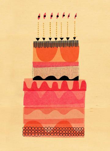- houten-kaart-roze-vrouwen-taart