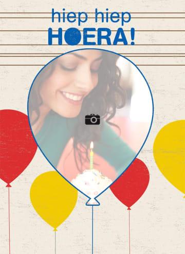 - fotokaart-ballonnen-hiep-hiep-hoera