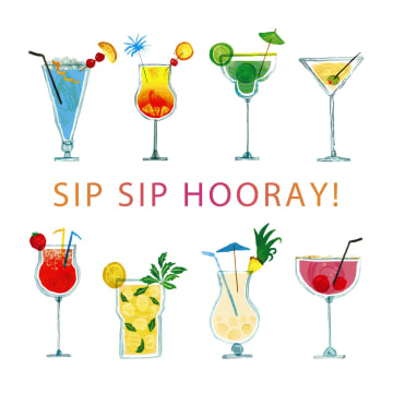 - sip-hip-hooray