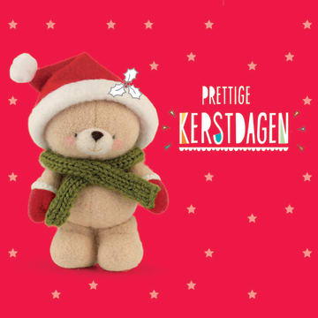 - xmas-forever-friends-prettige-kerstdagen-beer