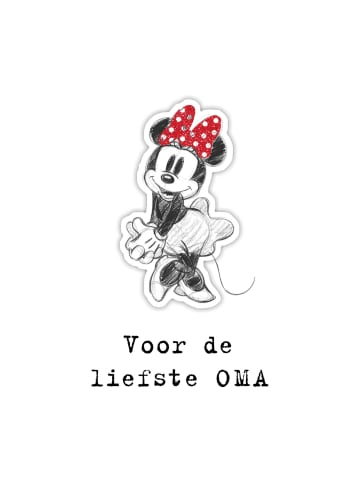 - Moederdagkaart-Minnie-Mouse-Voor-de-liefste-oma