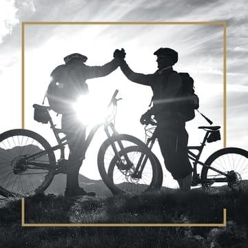 - mannen-op-fiets