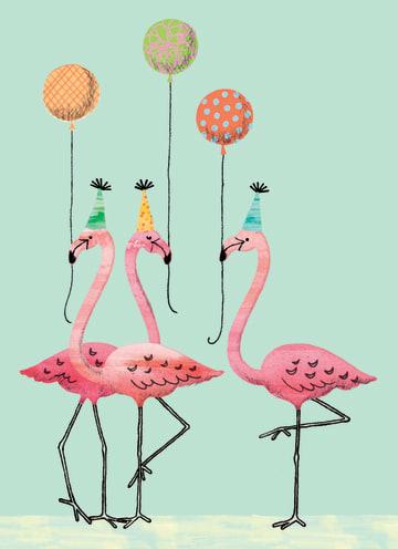 - flamingoparty