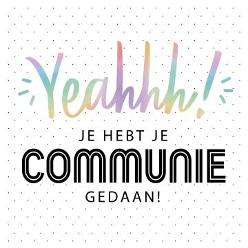 - yeah-met-je-communie
