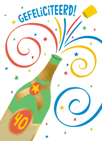 - Verjaardagskaart-leeftijden-40-champagne