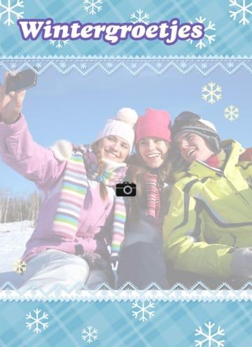 - fotokaart-wintergroetjes-vanuit-hier