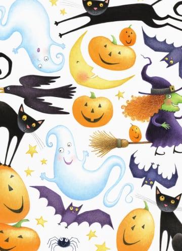 - Spoken-heksen-en-pompoenen-met-Halloween