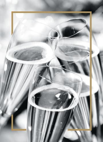 - champagne-glazen-met-goud-randje