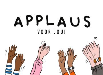 - Bedankt-kaart-thuiswerken-applaus-voor-jou