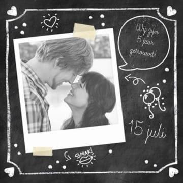 - fotokaart-zoveel-jaar-getrouwd-krijtbord