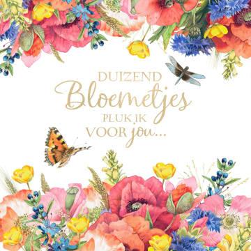 - Kaart-flowers-by-Marjolein-Bastin-Duizend-bloemetje-pluk-ik-voor-jou