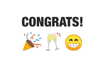 - gefeliciteerd-kaart-emojis-congrats