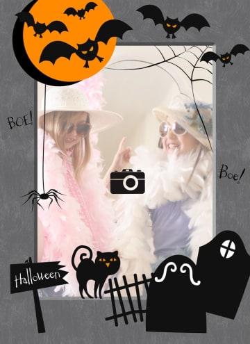 - fotokaart-halloween-begraafplaats-