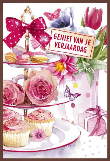 - bloemen-cupcakes