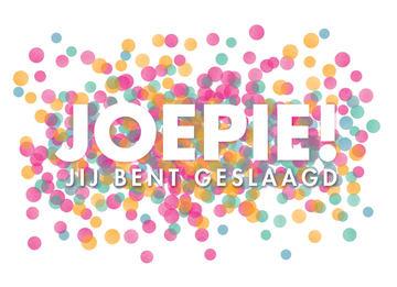 - confetti-want-joepie-je-bent-geslaagd-en-hoeft-nu-niet-meer-te-leren