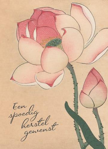 - studio-art-kaart-van-schilderij-ohara-koson-een-spoedig-herstel-gewenst