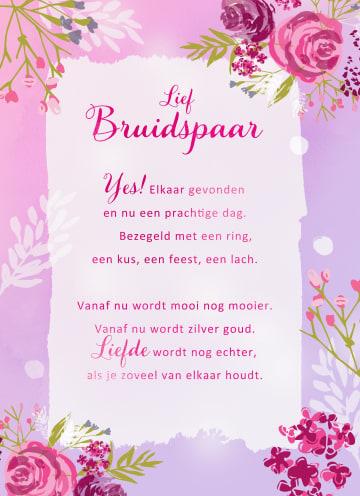- Huwelijkskaart-pas-getrouwd-More-than-words-