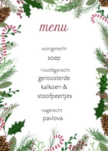 - hallmark-kerstkaart-met-het-menu-voor-kerst